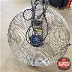 High Velocity Fan (22' Dia)