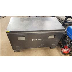"""ROK Job Box (22'H x 36""""W x 17""""D) with Fuel Hose & Rotary Cable"""