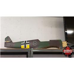 RC Airplane : Hangar 9 : NESSERSCHMITT BF 109 - Partially Assembled - 15cc Gasoline Engine (Includes