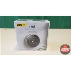 Nest Learning Thermostat (New in Box)