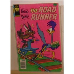Road Runner #89 April 1980 Whitman Comic book - bande dessinée