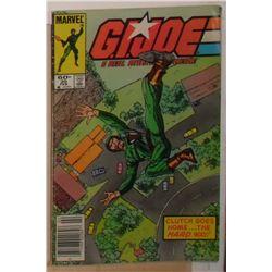 #20 February 1984 UTMOSTLY rare GI Joe Volume 1 Marvel Comic - bande dessinée si rare