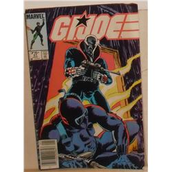 Very rare GI Joe Volume 1 #31 January 1985 - bande dessinée très rare