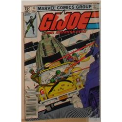 Very rare GI Joe Volume 1 #13 July 1983 - bande dessinée très rare