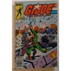 Very rare GI Joe Volume 1 #16 October 1983 - bande dessinée très rare