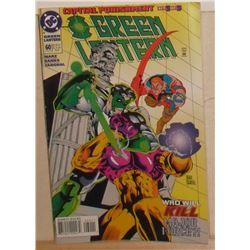 Green Lantern 60 March DC Comics - bande dessinée