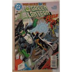 Green Lantern 66 September1995 DC Comics - bande dessinée