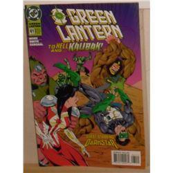 Green Lantern 61 April 1995 DC Comics - bande dessinée