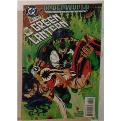 Green Lantern 69 December 1995 DC Comics - bande dessinée