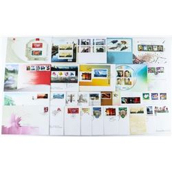 Canada Post - 2006 Collection (32) First Day  Covers. Stamp Face 43.60