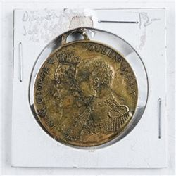 1927 Diamond Jubilee Medal