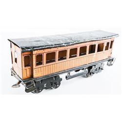 Estate - Passenger Rail Car, Scarce (SXR)