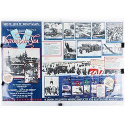 "Estate Victory at Sea 18x24"" Display"