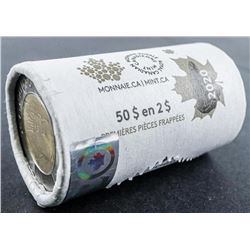 2020 RCM Special Issue Roll 25 x 2.00 Polar  Bear 'First Strikes'