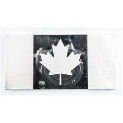 925 Sterling Silver 'The Maple Leaf Flag'  85.24grams