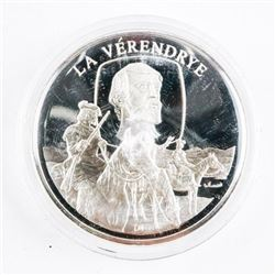 925 Sterling Silver Medallion.