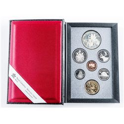 RCM 1990 - Proof Coin Set Silver