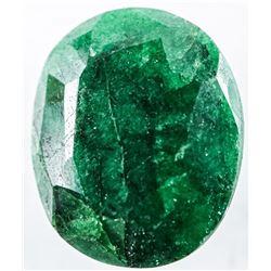 Loose Gemstone Oval Cut Emerald. (5.31ct) TRRV: $1590.00