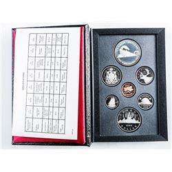 1986 RCM Proof Coin Set