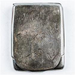 1923 Match - Safe Sterling Silver