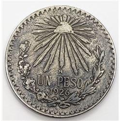 1926 MEXICO UN PESO