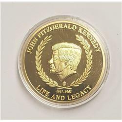 American Mint Inauguration of John F. Kennedy