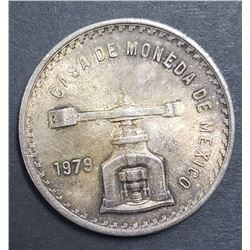 1979 Mexican Una Onza Balance Scale