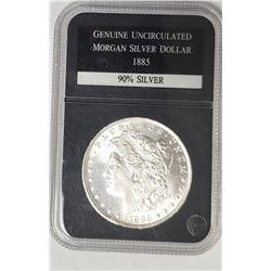 1886-P Morgan Silver Dollar $1 PCGS MS63