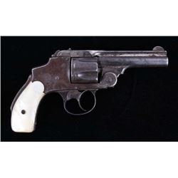 Smith & Wesson Safety Hammerless .38 Revolver