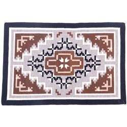 Navajo Two Grey Hills Rug by Katherine Nathaniel