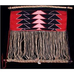 Navajo Old Crystal Blanket Sampler