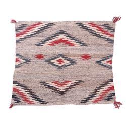 Navajo Third Phase Chief's Pattern Blanket c. 1950