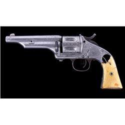 Factory Engraved Merwin & Hulbert Army SA Revolver
