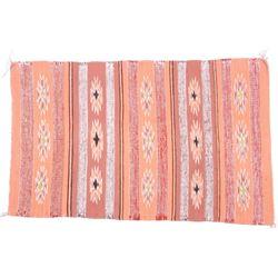 Navajo Crystal Pattern Rug by Nellie Totaami