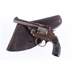Iver Johnson American Railway Marked .38 Revolver