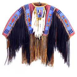"""Crow War Shirt """"Red Tears"""" by Cheri Cappello 2004"""