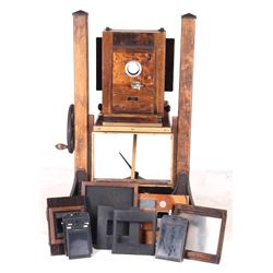Century Folmer Graflex Studio Camera 19th Century
