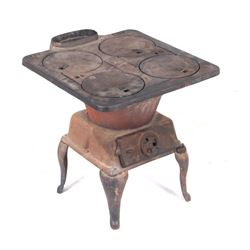 Montgomery Wards No. 1597 Cast Iron Stove