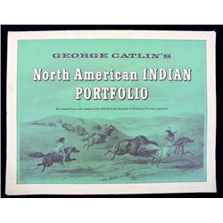 G. Catlin's North American Indian Portfolio Prints