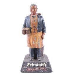 Schmidt's Of Philadelphia Beer Advertising Figure