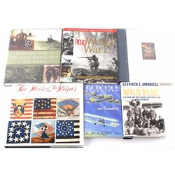 Military History & Photo Coffee Table Books