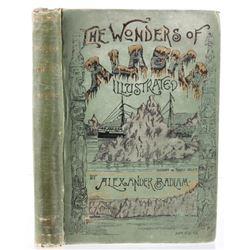 1890 First Edition The Wonders of Alaska