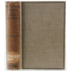 1909 Popular Ed. Hunting Trips in North America