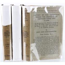 1906 Expedition of Lewis & Clark III Volume Set