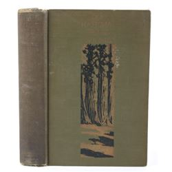 1901 1st Edition Our National Parks By John Muir