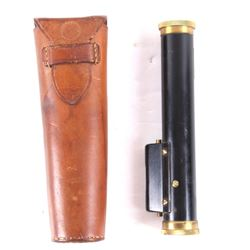 Keuffel & Esser Co. Scope Level with Leather Case