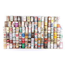 Vintage Beer & Pull Tab Can Collection