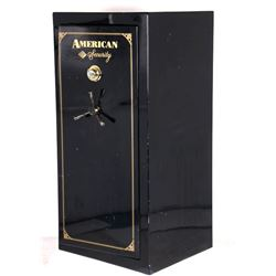 Large American Security Gun Safe