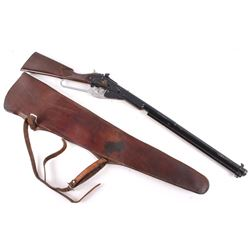 Daisy No 94 Red Ryder BB Gun & Leather Scabbard