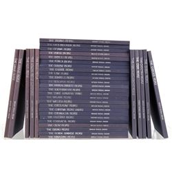 Indian Tribal Series Ltd. Ed. 35 Vol. Collection